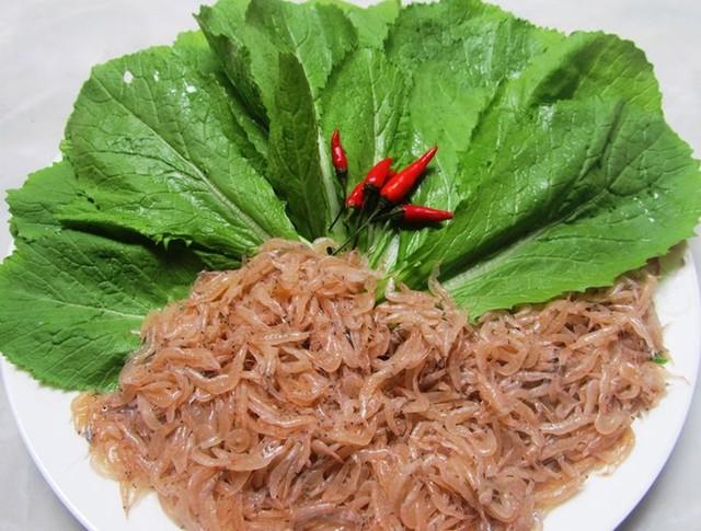 Món ăn dân dã trên quê hương Đại tướng Võ Nguyên Giáp - 5