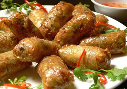Món ăn dân dã trên quê hương Đại tướng Võ Nguyên Giáp - 8