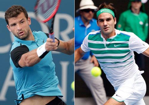 "Hot shot: ""Tiểu Federer"" hạ FedEx bằng trái 1 tay - 1"
