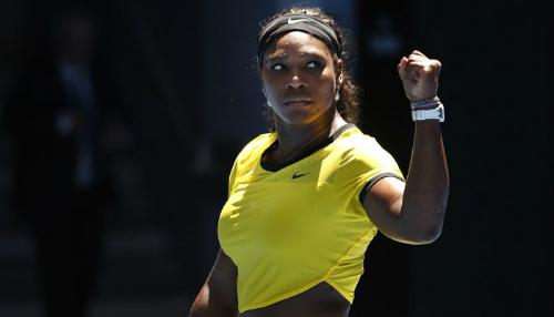 Serena – Kasatkina: Uy lực đàn chị (V3 Australian Open) - 1