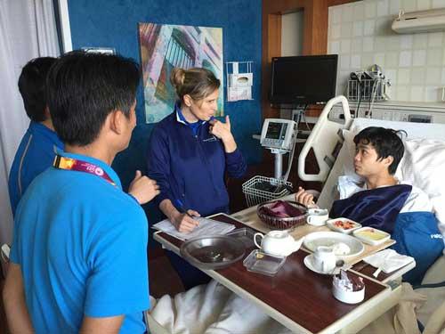 Ngày mai Công Phượng về Việt Nam điều trị - 3