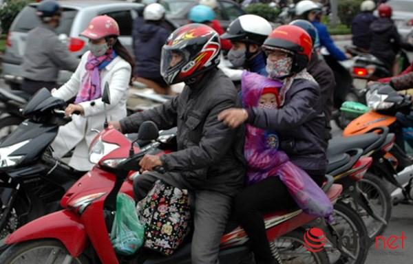 Hà Nội: Rét dưới 10 độ, học sinh sẽ được nghỉ học - 1