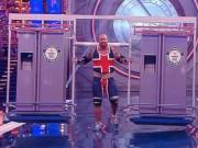 """Võ thuật - Quyền Anh - """"Thần Thor"""" chạy nâng 450kg phá kỷ lục thế giới"""
