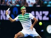 "Thể thao - Federer - Dimitrov: Vùi dập ""bản sao"" (V3 Australian Open 2016)"