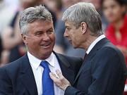 Bóng đá - Arsene Wenger: Thoát nợ Mourinho, lại đụng Hiddink