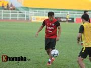 """Bóng đá - """"Chelsea Việt Nam"""" so tài CLB hàng đầu Thái Lan"""