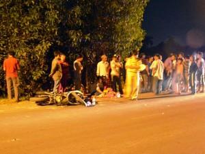 TP.HCM: Bé gái 3 tuổi tử vong dưới gầm xe tải