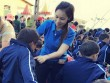 Góc nhìn đáng suy ngẫm về từ thiện của cô gái trẻ