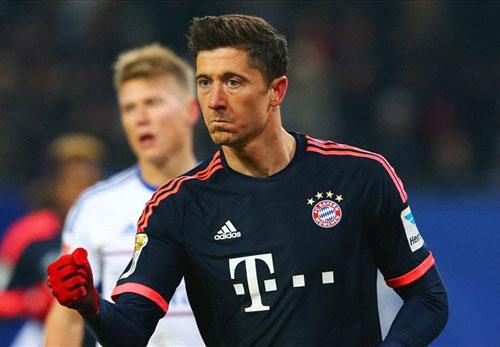 "Hamburg – Bayern: ""Sát thủ"" khai xuân - 1"