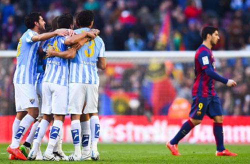 """Malaga – Barca: 2 phần 3 của """"MSN"""" là quá đủ - 2"""