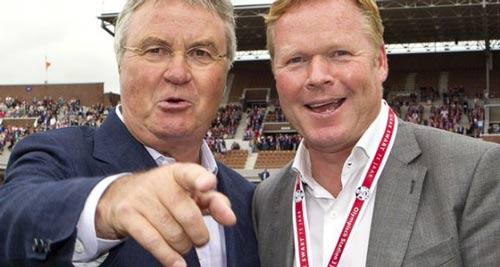 """""""Ác mộng"""" của Wenger tự ứng cử thay Hiddink ở Chelsea - 1"""