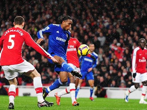 Chelsea và lịch sử phá hoại niềm vui của Arsenal - 4