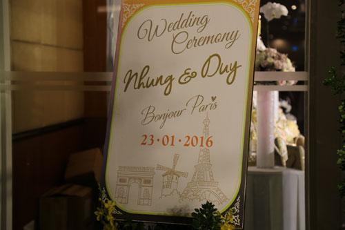Trang Nhung quyến rũ trong tiệc cưới ngày đông Hà Nội - 7