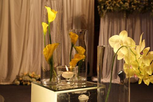Trang Nhung quyến rũ trong tiệc cưới ngày đông Hà Nội - 15