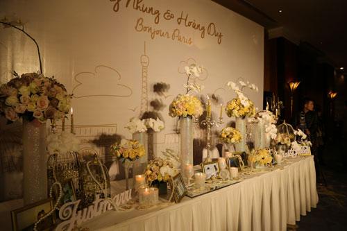 Trang Nhung quyến rũ trong tiệc cưới ngày đông Hà Nội - 10