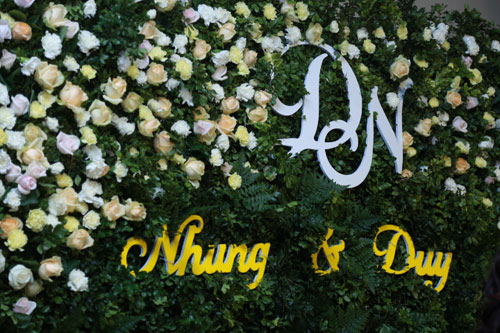 Trang Nhung quyến rũ trong tiệc cưới ngày đông Hà Nội - 8