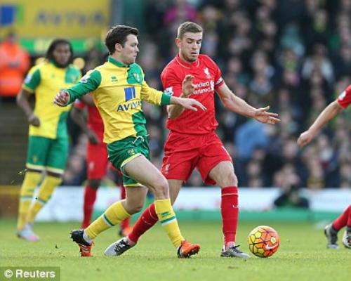 Norwich – Liverpool: Ngập cảm xúc, mưa bàn thắng - 1