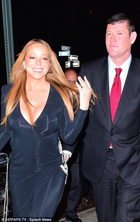 Mariah Carey khoe nhẫn đính hôn 165 tỷ đồng - 1