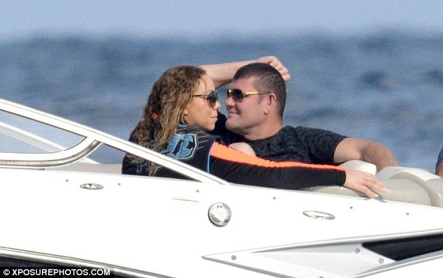 Mariah Carey khoe nhẫn đính hôn 165 tỷ đồng - 7