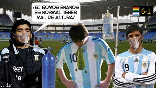 """Những sự thật bóng đá nực cười: Messi và đồng đội """"sợ độ cao"""" - 2"""
