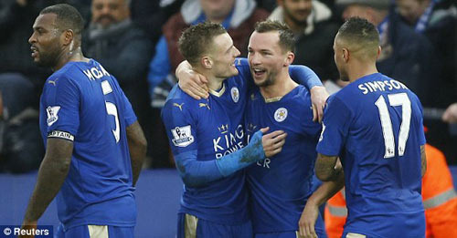 Leicester - Stoke: Sự trở lại của Vardy - 1