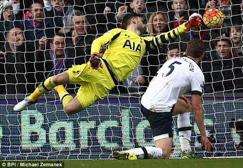 Crystal Palace - Tottenham: Hiệp 2 bùng nổ - 1