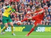 Bóng đá - Norwich – Liverpool: Bãi săn ưa thích