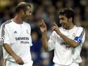 """Bóng đá - Tin HOT tối 23/1: Raul trở về """"trợ giúp"""" Zidane"""