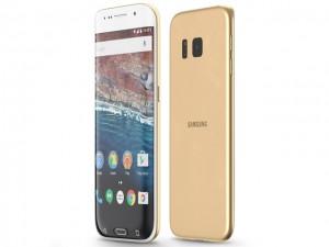 """Mê mẩn với Samsung Galaxy S7 Edge concept đẹp như """"mơ"""""""