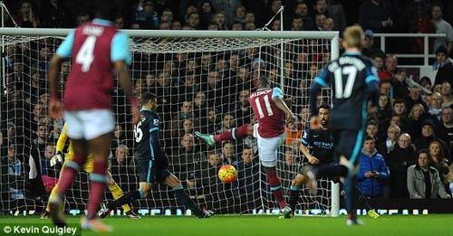 West Ham - Man City: Kỳ phùng địch thủ - 1