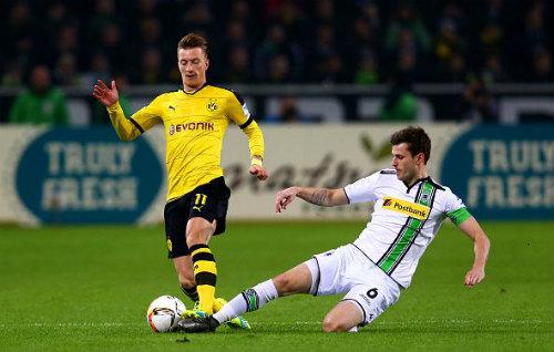 Gladbach - Dortmund: Nhàn hơn dự tính - 1