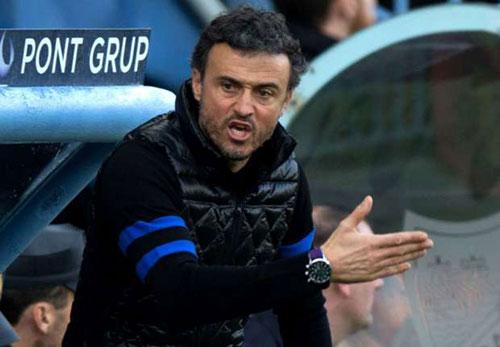 Barca thắng nhọc, Enrique khen đối thủ hết lời - 1