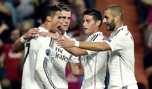 Betis - Real Madrid: Vắng Bale, Zidane càng mừng - 1