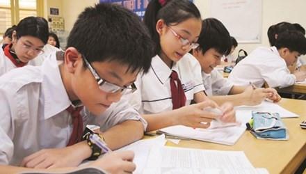 Sẽ thay đổi trong tuyển sinh đầu cấp ở Hà Nội năm 2016 - 1