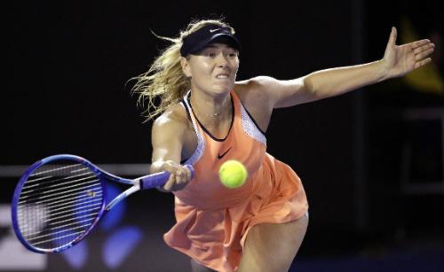 Sharapova - Bencic: Giao bóng xuất thần (V4 Australia Open) - 1