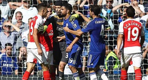"Arsenal – Chelsea: Dựng ""xe bus"" kiểu Hiddink - 2"
