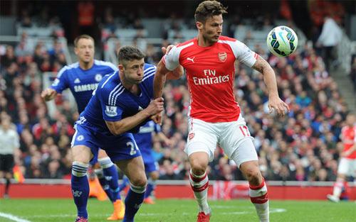 "Arsenal – Chelsea: Dựng ""xe bus"" kiểu Hiddink - 1"