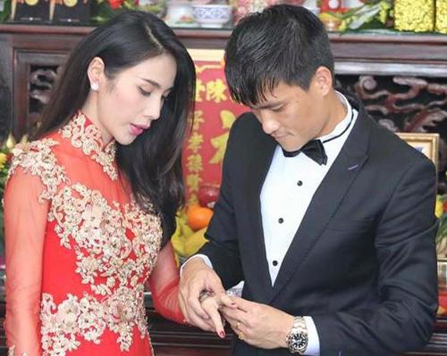 Những người đẹp Việt có con rồi mới chịu cưới - 4