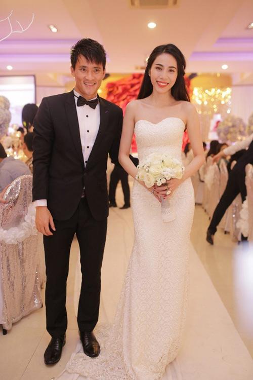 Những người đẹp Việt có con rồi mới chịu cưới - 5