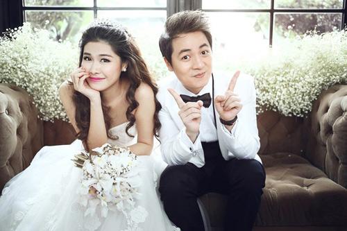 Những người đẹp Việt có con rồi mới chịu cưới - 6