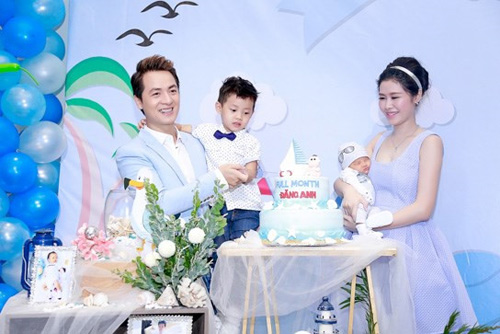 Những người đẹp Việt có con rồi mới chịu cưới - 7