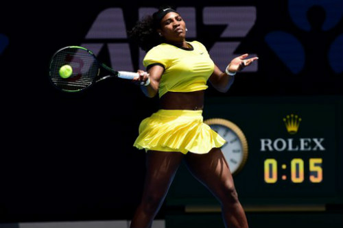 Serena - Gasparyan: Cực nhanh, cực hiểm (V4 Australia Open) - 1