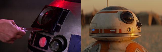 14 điểm trùng hợp bất ngờ trong hai phần Star Wars 7 và 4 - 2