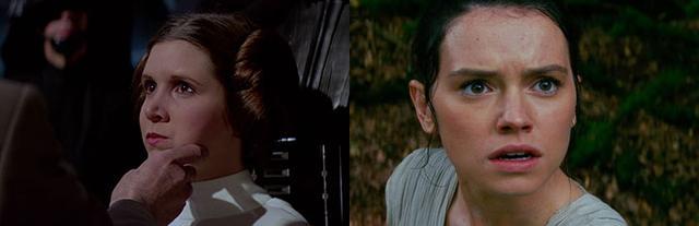 14 điểm trùng hợp bất ngờ trong hai phần Star Wars 7 và 4 - 12