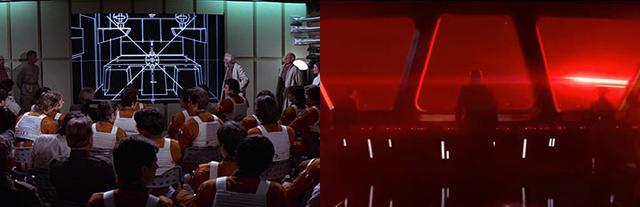 14 điểm trùng hợp bất ngờ trong hai phần Star Wars 7 và 4 - 14