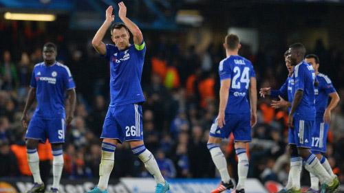 """Từ khi Mourinho ra đi, Chelsea vẫn chưa """"ngóc đầu lên"""" - 1"""