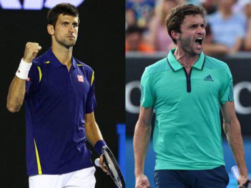 Djokovic – Simon: Siêu kịch tính (V4 Australian Open) - 1