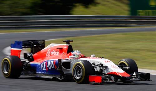 F1: Manor - nhân tố bí ẩn của mùa giải 2016 - 3