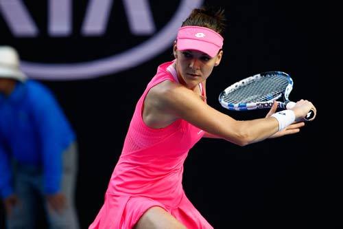 Australian Open ngày 7: Berdych, Radwanska khổ chiến - 1
