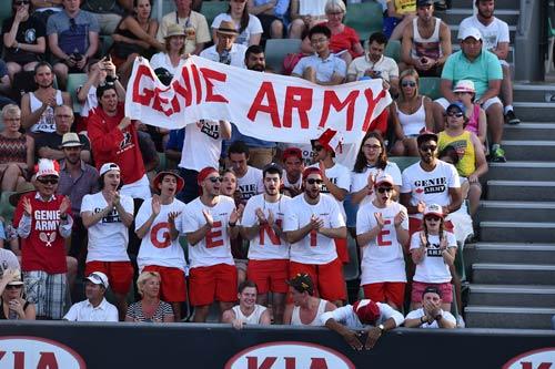 Australian Open ngày 7: Berdych, Radwanska khổ chiến - 2